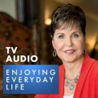 Logo of the podcast Joyce Meyer TV Audio Podcast