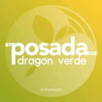 Logo of the podcast La Posada del Dragón Verde