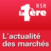 Logo du podcast RSR - L'actualité des marchés - La 1ère
