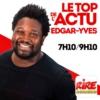 Logo of the podcast Edgar-Yves - Le top de l'actu de Rire & Chansons