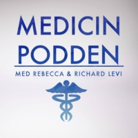 Logo of the podcast Medicinpodden