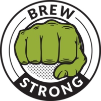 Logo of the podcast The BN Presents - Brew Strong