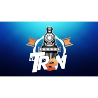 Logo of the podcast El Tren