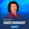 Logo du podcast Europe 1 - Samedi Roumanoff