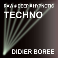 Logo of the podcast TECHNO...RAW...DEEP...HYPNOTIC 002