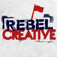 Logo of the podcast Rebel Creative