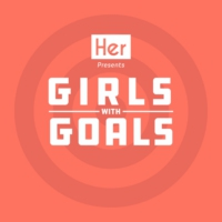 Logo of the podcast Girls With Goals