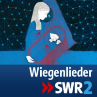 "Logo of the podcast ""Bei der Wiege"""