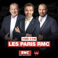 Logo of the podcast Les Paris RMC
