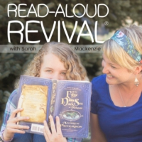 Logo du podcast RAR #30: Reading Aloud with Boys, Cindy Rollins