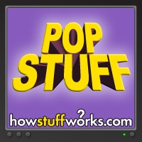 Logo of the podcast Popstuff