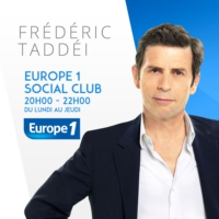 Logo du podcast Europe 1 Social Club, la suite - Frédéric Taddéi - 18/10/2017