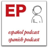 Logo of the podcast Tapas, paella y sangría