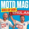 Logo of the podcast Match of The Day Magazine World Cup Show