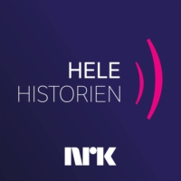 Logo of the podcast Hele historien