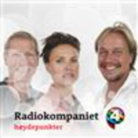 Logo of the podcast Radiokompaniet 16.02.2013
