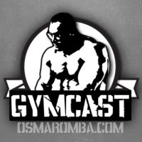 Logo of the podcast Gymcast 73 – Longevidade no esporte (Rich Villela, Adam Abbas e Rey)
