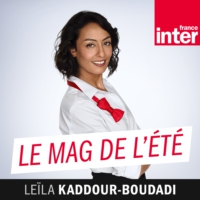 Logo du podcast France Inter - Le mag de l'été