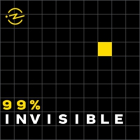 Logo du podcast 99% Invisible