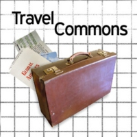 Logo du podcast TravelCommons Promo