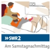 Logo du podcast SWR2 am Samstagnachmittag