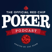 Logo of the podcast The Official Red Chip Poker Podcast