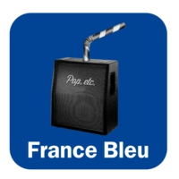 Logo du podcast ZDK project dans le live de France Bleu Cotentin