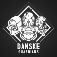Logo of the podcast De Danske Guardians - en Destiny podcast