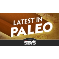 Logo du podcast 5by5 - Latest in Paleo