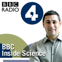 Logo of the podcast UK science and the EU, Sex of organs, Artificial colon, Gorillas call when eating