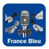 Logo of the podcast L'invité de 8h10 France Bleu Normandie (Rouen)