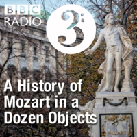 Logo of the podcast Object 10 & 11: Leopold's books and Mozart's tea chest