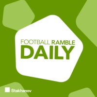 Logo du podcast Football Ramble Daily