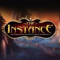 Logo du podcast The Instance: The Podcast for Lovers of WoW and Blizzard Games