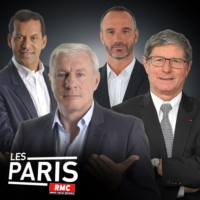 Logo of the podcast RMC : 13/02 - Les Paris RMC 100% Tennis