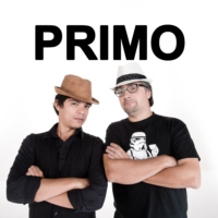 Logo of the podcast James com Tim Booth e Saul