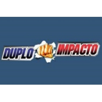 Logo of the podcast duplo Impacto