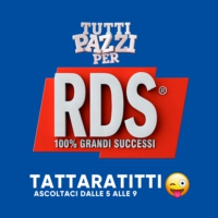 Logo of the podcast Tutti pazzi per RDS