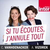 Logo of the podcast France Inter - Si tu écoutes, j'annule tout