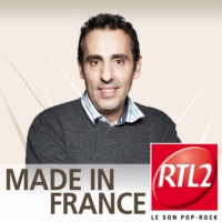 Logo du podcast RTL2 Made in France du 17 septembre 2017