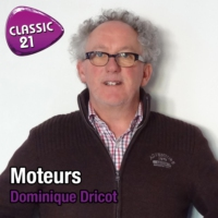 Logo of the podcast CLASSIC 21 MOTEURS