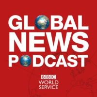 Logo du podcast May's Brexit plea
