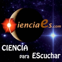 Logo of the podcast La ciudad galáctica. - Ulises y la Ciencia