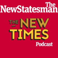 Logo of the podcast The New Statesman's New Times Podcast #4: John Gray