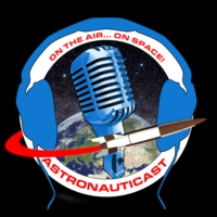 Logo of the podcast AstronautiCAST