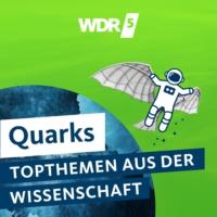 Logo of the podcast WDR 5 Quarks - Topthemen aus der Wissenschaft
