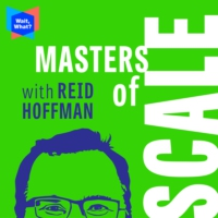Logo du podcast Masters of Scale with Reid Hoffman