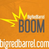 Logo of the podcast Boom – Big Red Barrel