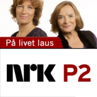 Logo of the podcast NRK P2 – På livet laus