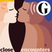 Logo of the podcast Close Encounters: the Guardian's new sex and relationships podcast – trailer